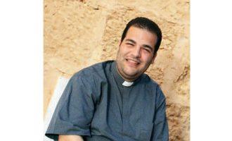 Il benvenuto della Città di Partanna al nuovo parroco Padre Antonino Gucciardi