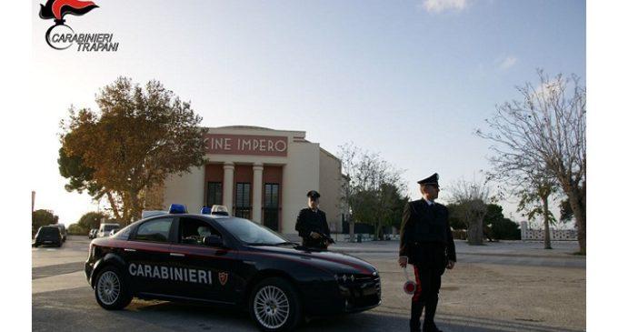 Marsala: servizi straordinari di controllo agli arrestati domiciliari, tre arresti