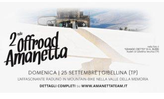"""Domenica la """"2° OFFROAD AMANETTA"""", raduno in Mountain-Bike nella Valle della Memoria"""