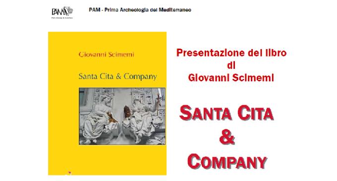 """Partanna: lunedì 19 settembre presentazione del libro """"Santa Cita & Company"""""""
