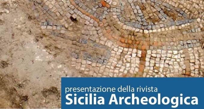 """Salemi: martedì 20 settembre presentazione della rivista """"Sicilia Archeologica"""""""