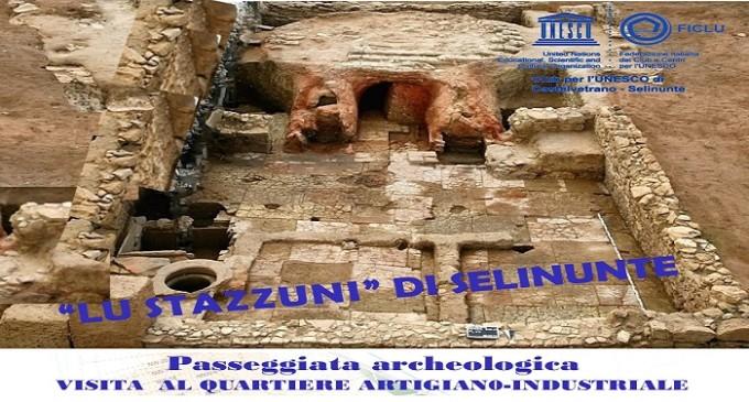 """Passeggiata archeologica e visita a """"Lu stazzuni"""" di Selinunte"""