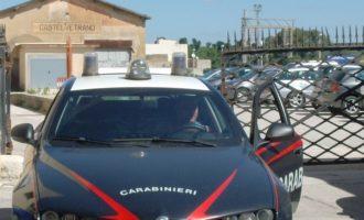 Castelvetrano: arrestato pregiudicato dai Carabinieri