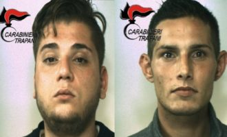 Partanna: arrestato un giovane per resistenza e minaccia a pubblico ufficiale
