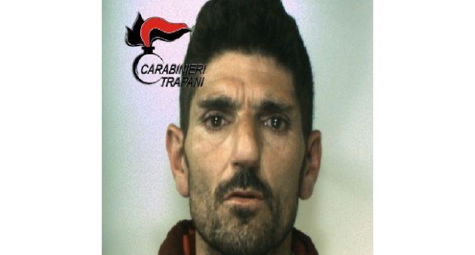 Castelvetrano: arrestato per maltrattamenti in famiglia, viola i domiciliari e torna in manette