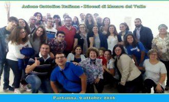 Partanna: si è celebrato domenica l'inizio del nuovo anno associativo dell'Azione Cattolica