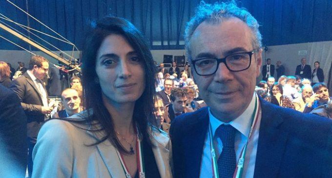 Nicolò Catania presente all'Assemblea Anci di Bari