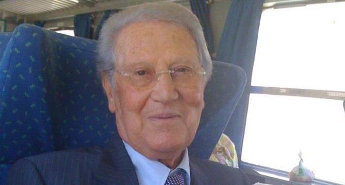 Il Sindaco e l'amministrazione Comunale esprimono il loro dolore per l'improvvisa mancanza dell'Onorevole Vincenzino Culicchia