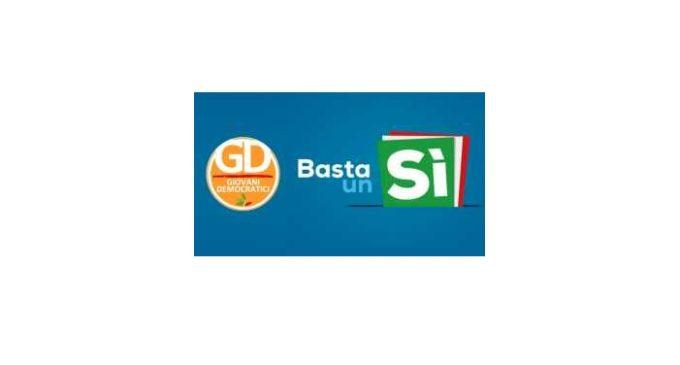 """Comunicato Giovani Democratici Sicilia – Comitati """"GDSì"""""""