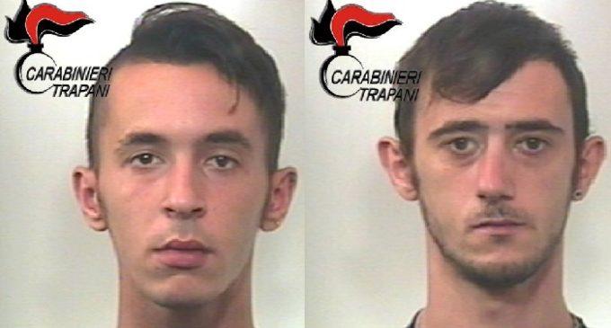 Rapina a Pantelleria, arrestati dai Carabinieri due marsalesi in trasferta