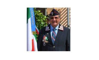 Leonardo Cataldo rieletto Presidente dell'Associazione Nazionale Carabinieri di Gibellina