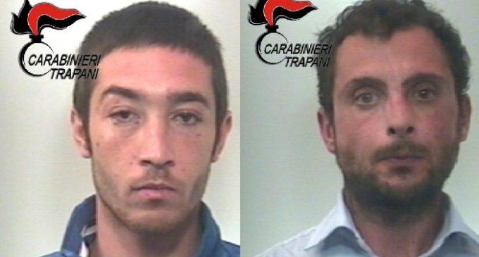 Marsala: controlli straordinari del territorio dei Carabinieri, due arresti per furto e rapina