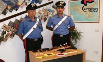 Mazara e Campobello: maxi-servizio coordinato dei Carabinieri, 4 persone arrestate e una denunciata