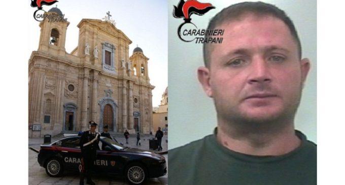 Marsala, controlli dei Carabinieri: 1 arresto, 3 denunce e oltre 230 persone controllate