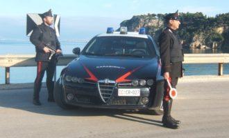 Alcamo: aggredisce militari durante un controllo, arrestato