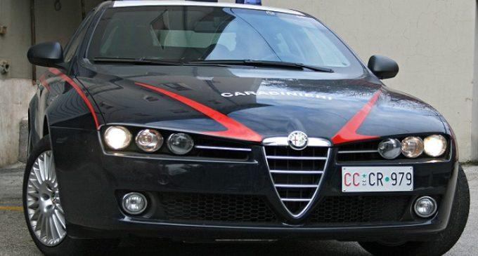 Mazara: un arresto dei Carabinieri per detenzione e spaccio di sostanza stupefacente