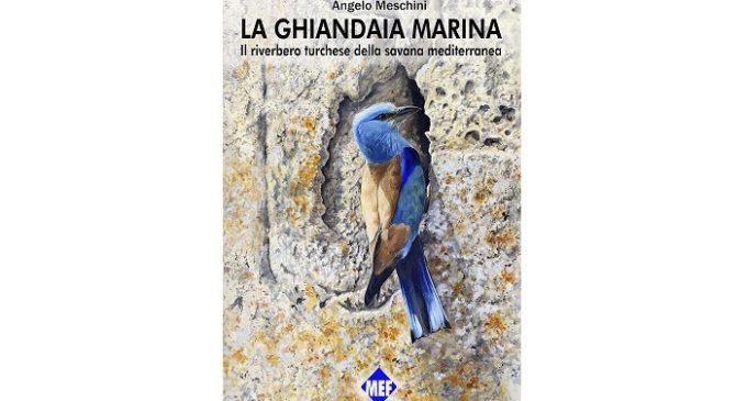 Pubblicato libro sulla Ghiandaia marina