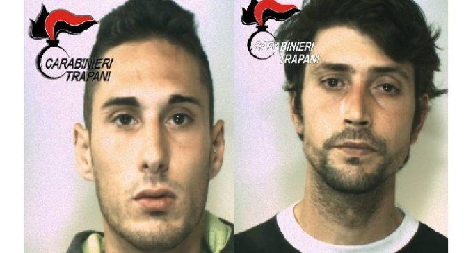 Castelvetrano: 2 arresti dei Carabinieri per furto di rame