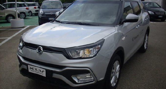"""Ecco la versione """"station wagon"""" XLV della Ssangyong"""