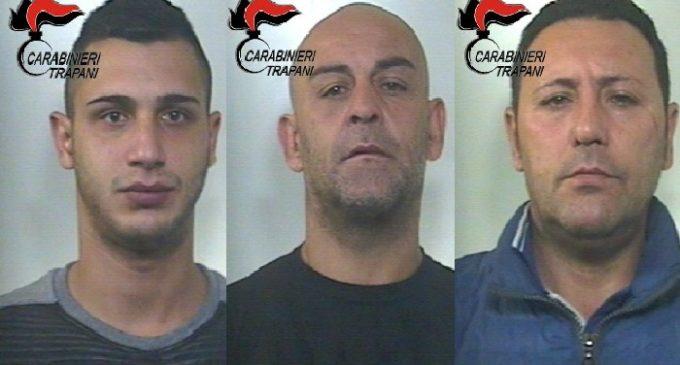 Salemi: rapina col camper alla banca di credito siciliano, arrestati i responsabili