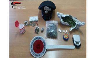 Campobello di Mazara: Carabinieri arrestano spacciatore