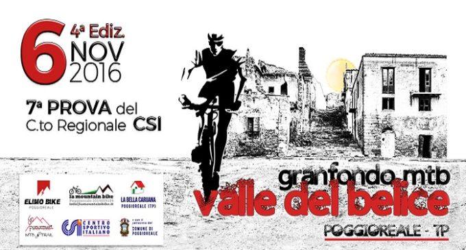 Granfondo della Valle del Belice: 400 bikers sulla linea di partenza
