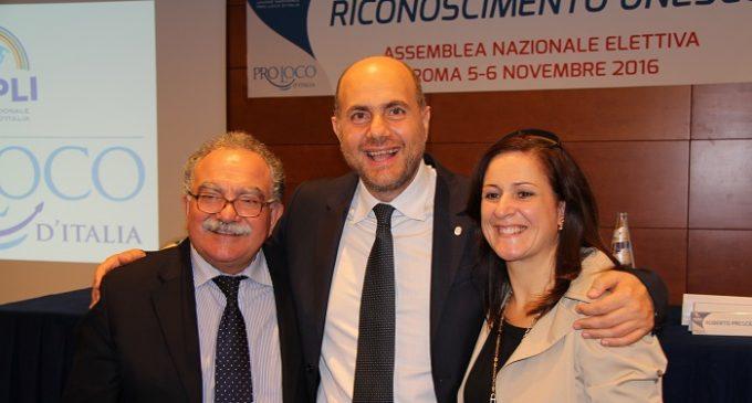 Pro Loco, Antonino La Spina eletto nuovo presidente nazionale
