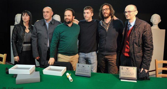 """Santa Ninfa: consegnato a Michele Riondino il premio """"Cordio"""""""