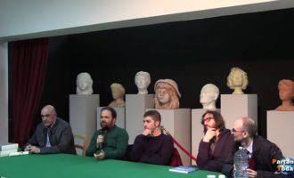 """[VIDEO] Santa Ninfa: assegnazione """"Premio Nino Cordio 2016"""""""