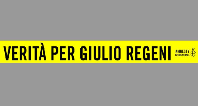"""""""Verità per Giulio Regeni"""""""