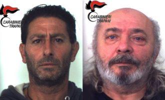 Trapani: 2 arresti e una denuncia