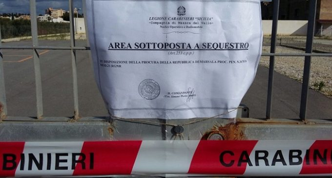 Campobello: sequestrato dai Carabinieri il locale elisoccorso