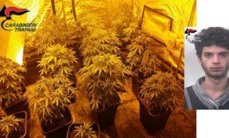 Pantelleria: un arresto per detenzione di stupefacenti e furto di energia elettrica
