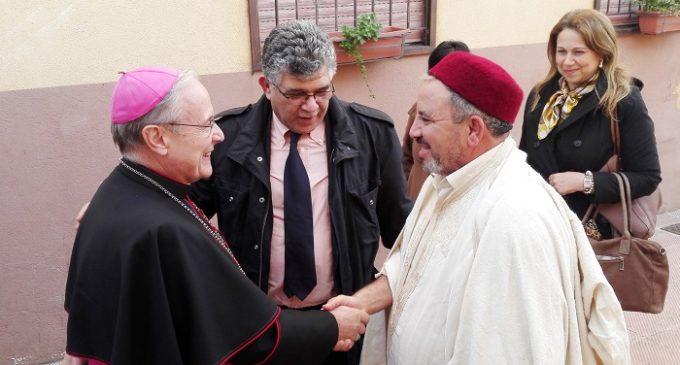 Mazara: incontro tra Vescovo e Imam di Nabeul