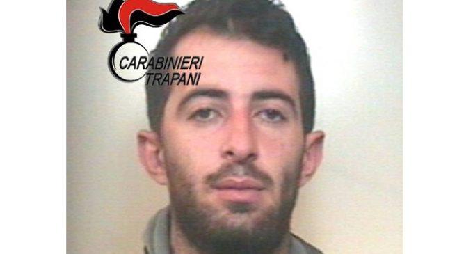 Bomba a mano dentro casa, arrestato un giovane a Buseto Palizzolo