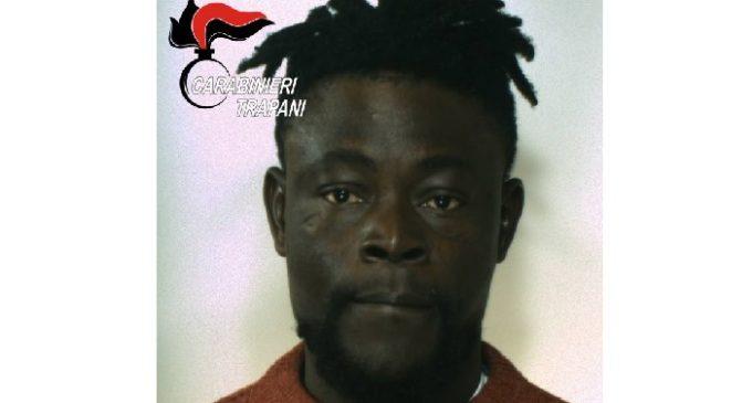 Castelvetrano: nigeriano ferisce un connazionale con coltelli da cucina, arrestato
