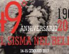 49° Anniversario del Sisma nel Belice