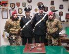 Alcamo: arrestato pregiudicato per detenzione illegale di arma da fuoco