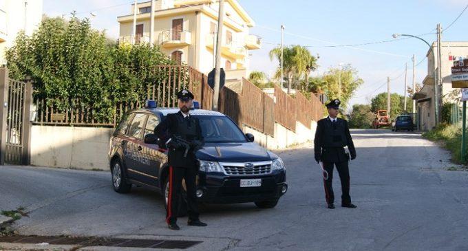 Trapani: Carabinieri arrestano 29enne per furto in abitazione