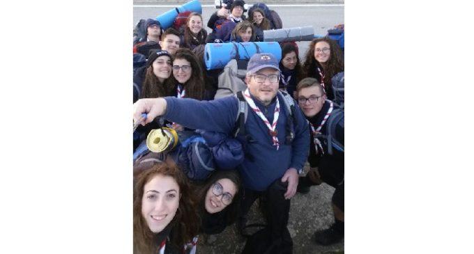 """Si è conclusa la ruote invernale """"Clan del Grifo"""" del gruppo scout Partanna 1"""