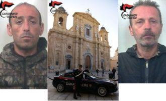 Marsala: controlli straordinari del territorio, due arresti dei Carabinieri