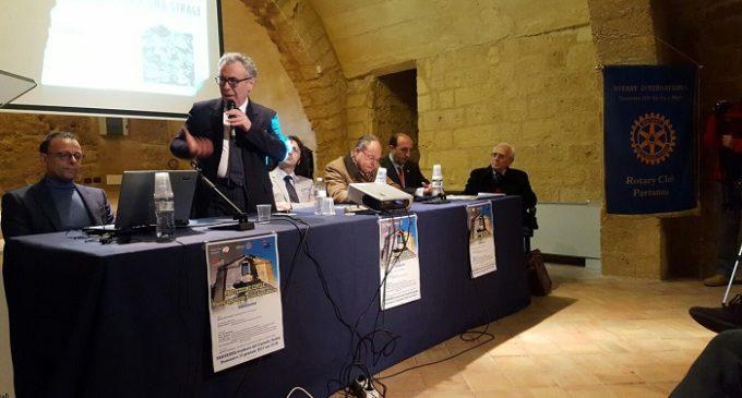 """Partanna: """"Nuovo metodo di approccio al sisma"""", convegno del Rotary"""