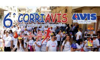 Partanna, il 21 maggio la 6^ Corriavis