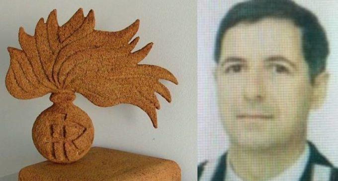 Messa per ricordare il Maresciallo Mirarchi, ucciso lo scorso anno innanzi una piantagione di Cannabis