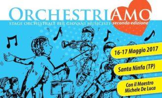 Santa Ninfa, aperte le iscrizioni allo stage per giovani musicisti