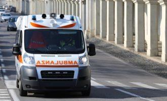 A29, Guida con patente scaduta un'ambulanza priva di assicurazione. Sequestro della Polizia