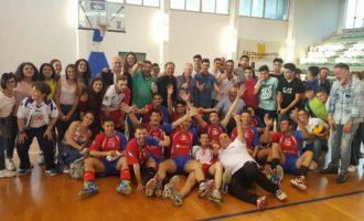 L'Atria Volley vola in Serie B