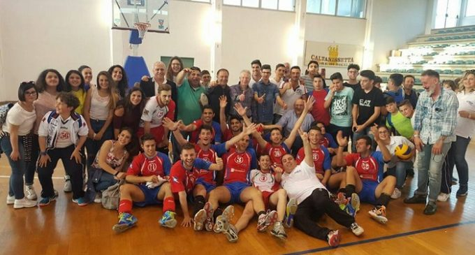 L'Atria Volley vola in Serie B