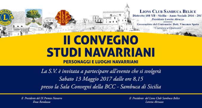 IX Premio Internazionale Navarro 2017 a Sambuca, Borgo dei Borghi