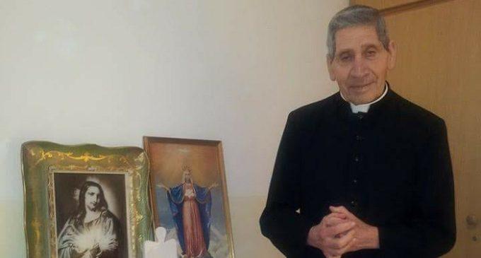 Gibellina, si è spento padre Inzirillo. Il cordoglio della comunità e dell'amministrazione